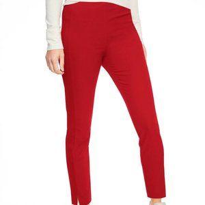 Athleta Wander Slim Pants size 4 Radiant Red